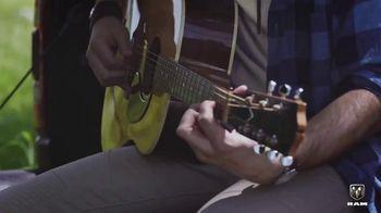 Ram Trucks TV Spot, 'CMT: Just the Beginning' Featuring Jordan Davis, Song by Jordan Davis [T1] - Thumbnail 6