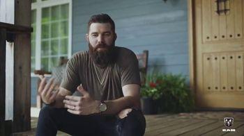 Ram Trucks TV Spot, 'CMT: Just the Beginning' Featuring Jordan Davis, Song by Jordan Davis [T1] - Thumbnail 7