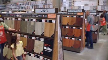 The Home Depot TV Spot, 'Somewhere Unexpected: LifeProof Vinyl Flooring' - Thumbnail 3