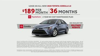 2020 Toyota Corolla TV Spot, 'Rainy Day' Featuring Matty Cardarople, Song by Chaka Khan [T1] - Thumbnail 8