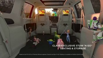 Chrysler Pacifica Blockbuster Sales Event TV Spot, 'Toy Story 4: Dance Party' [T1] - Thumbnail 3