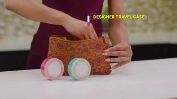 Sarah Swanson Beauty Bar TV Spot, 'Designer Travel Case' - Thumbnail 1