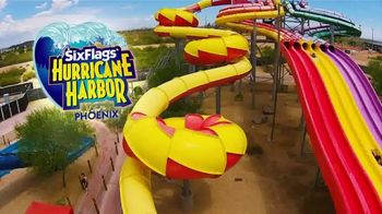 Six Flags Hurricane Harbor TV Spot, 'Season Passes: 50 Percent'