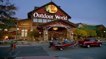 Bass Pro Shops Father's Day Sale TV Spot, 'Gone Fishing Event' - Thumbnail 2