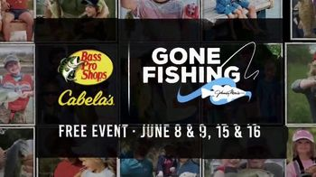 Bass Pro Shops Father's Day Sale TV Spot, 'Gone Fishing Event' - Thumbnail 4