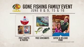 Bass Pro Shops Father's Day Sale TV Spot, 'Gone Fishing Event' - Thumbnail 5