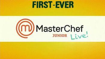 Shine Television TV Spot, 'MasterChef Junior Live!' - Thumbnail 1