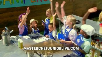 Shine Television TV Spot, 'MasterChef Junior Live!' - Thumbnail 3