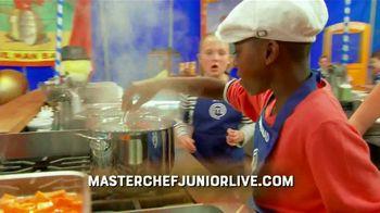 Shine Television TV Spot, 'MasterChef Junior Live!' - Thumbnail 4
