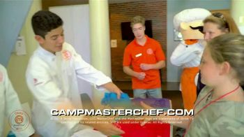 Shine Television TV Spot, '2019 Camp Masterchef: Daily Cooking Lessons' - Thumbnail 4