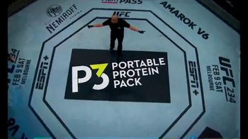 Oscar Mayer P3 TV Spot, 'Doesn't Settle' Featuring Donald Cerrone - Thumbnail 2