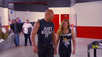 WWE Network TV Spot, 'Revolutionary: The Year of Ronda Rousey' - Thumbnail 3