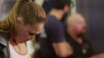 WWE Network TV Spot, 'Revolutionary: The Year of Ronda Rousey' - Thumbnail 6