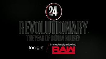 WWE Network TV Spot, 'Revolutionary: The Year of Ronda Rousey' - Thumbnail 8