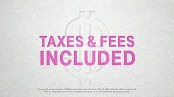 T-Mobile Unlimited TV Spot, 'Tax and Fees Included' - Thumbnail 3