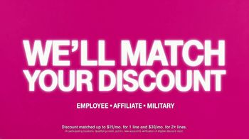 T-Mobile Unlimited TV Spot, 'Tax and Fees Included' - Thumbnail 6