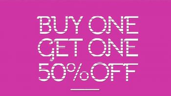 Stein Mart TV Spot, 'Buy One Get One: 50 Percent Off Everything' - Thumbnail 4
