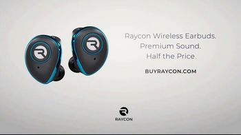 Raycon Wireless Earbuds TV Spot, 'Quality Without the Price' - Thumbnail 9