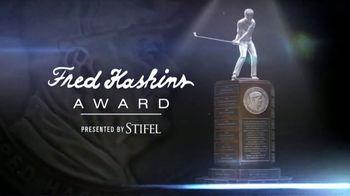Fred Haskins Award TV Spot, 'Justin Thomas' - Thumbnail 1