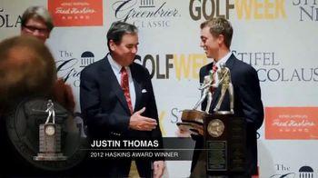 Fred Haskins Award TV Spot, 'Justin Thomas' - Thumbnail 5