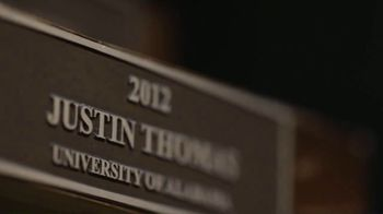 Fred Haskins Award TV Spot, 'Justin Thomas' - Thumbnail 7