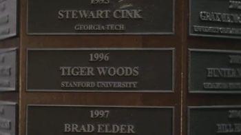 1996 Fred Haskins Award TV Spot, 'Tiger Woods' - Thumbnail 8