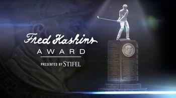 1996 Fred Haskins Award TV Spot, 'Tiger Woods' - Thumbnail 1