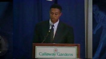 1996 Fred Haskins Award TV Spot, 'Tiger Woods' - Thumbnail 4