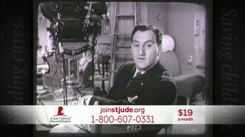 St. Jude Children's Research Hospital TV Spot, 'The Promise' - 1180 commercial airings