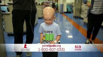 St. Jude Children's Research Hospital TV Spot, 'The Promise' - Thumbnail 2
