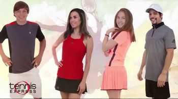 Tennis Express Summer Sale TV Spot, 'Favorite Shoes, Apparel and Free Stringing' - Thumbnail 4