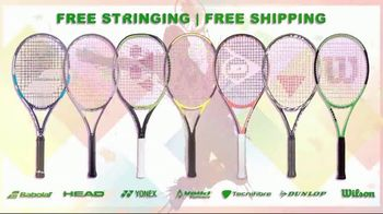 Tennis Express Summer Sale TV Spot, 'Favorite Shoes, Apparel and Free Stringing' - Thumbnail 7