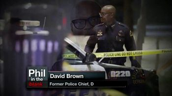Phil in the Blanks TV Spot, 'Chief David Brown' - Thumbnail 3