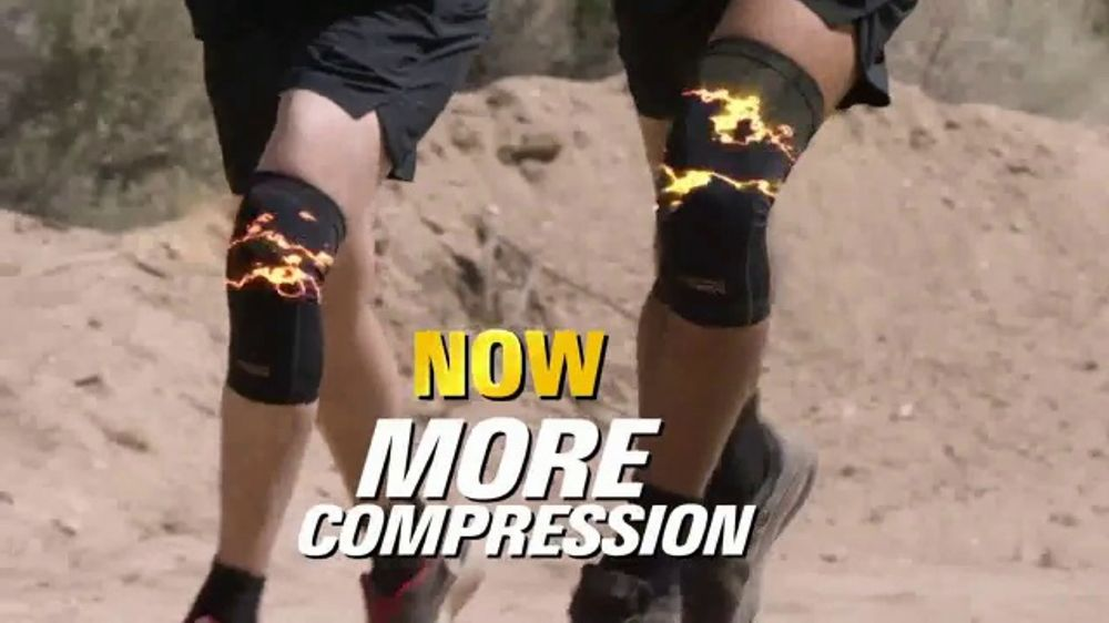 556f08489e Copper Fit Compression Sleeves TV Commercial, 'Fast Recovery and Relief' -  iSpot.tv