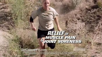 Copper Fit Compression Sleeves TV Spot, 'Fast Recovery and Relief' - Thumbnail 9