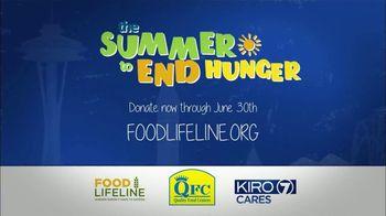 Food Lifeline TV Spot, '2019 Summer to End Hunger' - Thumbnail 10