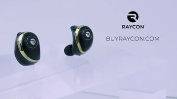 Raycon Wireless Earbuds TV Spot, 'Feeling Good' Featuring Ray J - Thumbnail 9