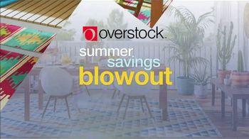 Overstock.com Summer Savings Blowout TV Spot, 'Area Rugs'