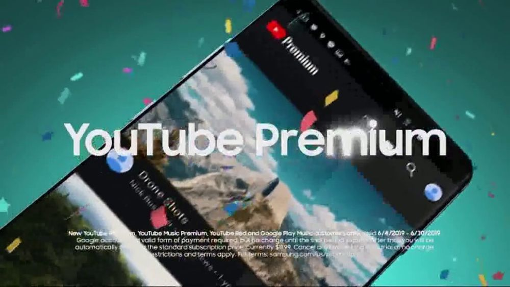 Samsung Galaxy S10 TV Commercial, 'Happy Galaxy Day' - Video