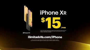 Sprint Unlimited TV Spot, 'Recibe el iPhone XR por $15 dólares al mes' [Spanish] - Thumbnail 7