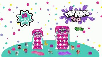 Pop Pops Pets TV Spot, 'Satisfying Slime-Filled Bubble Popping Fun!' - Thumbnail 10