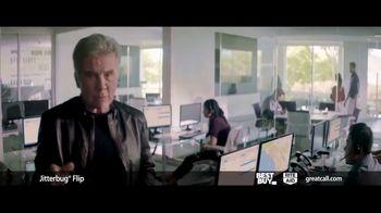 GreatCall Jitterbug Flip TV Spot, 'Father's Day: Veteran Dad' Featuring John Walsh - Thumbnail 2