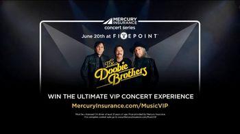 Mercury Insurance Concert Series TV Spot, 'The Doobie Brothers'