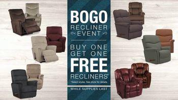 La-Z-Boy Father's Day Sale TV Spot, 'BOGO Recliner Event' - Thumbnail 6