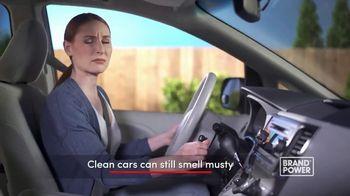 Febreze Car Vent Clips TV Spot, 'Brand Power: 30 Days of Fresh Air' - Thumbnail 1