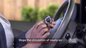 Febreze Car Vent Clips TV Spot, 'Brand Power: 30 Days of Fresh Air' - Thumbnail 4