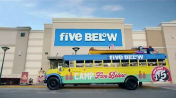 Five Below TV Spot, 'Summer Camp Fun' - Thumbnail 1