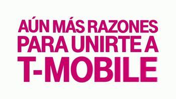T-Mobile Unlimited TV Spot, 'Más razones' [Spanish] - Thumbnail 2