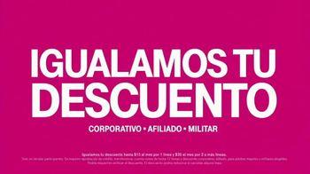 T-Mobile Unlimited TV Spot, 'Más razones' [Spanish] - Thumbnail 7