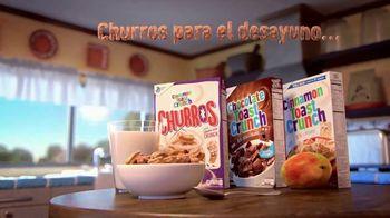 Cinnamon Toast Crunch Churros TV Spot, 'Para cualquier momento' [Spanish] - Thumbnail 9